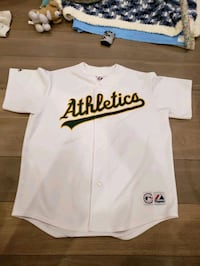 Oakland Athletics Jersey Toronto, M9P 1A2