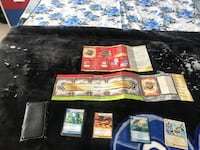 Kaijuoo  cards for $7 only $5 if not the card holder . Orangeville, L9W 4W6