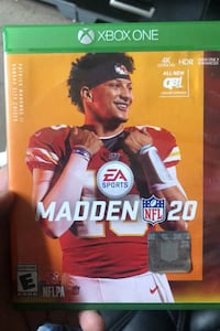 Madden 20 great game