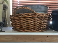 Large wicker basket Provo, 84606