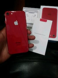red iPhone 8 256gb with box Gary, 46403