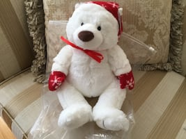 BRAND NEW EXCLUSIVE NINTH EDITION COLLECTIBLE TEDDY BEAR