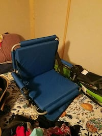 Chairs/stadium seats for the game