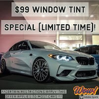 window tint Acampo