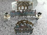 Holy Land last supper and napkin holder Coquitlam, V3B 0C6