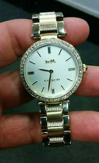 New Coach Watch $355 msrp **ONLY $120**