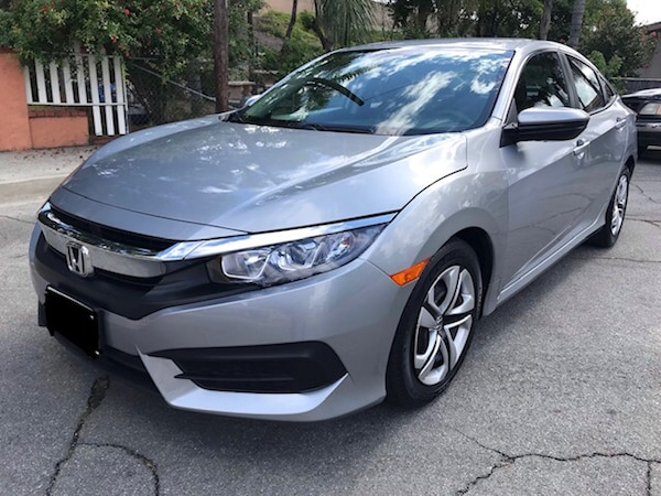 Honda - Civic - 2017