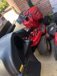 2 Troy bilt riding mowers and craftsman snow blower All need work West Long Branch, 07764