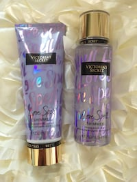 Victoria Secret- Love Spell BodyMist and BodyMist with Shimmer-Gift for Birthday, Party Virginia Beach, 23464