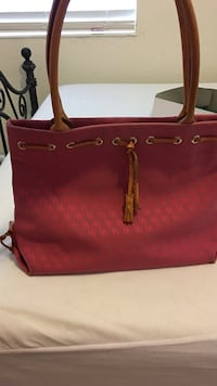 Pink Dooney & Bourke Pompano Beach, 33064