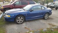 1996 Ford Mustang Norfolk