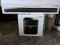 Bose soundtouch 300 with acoustimass 300 sub Los Angeles, 90001