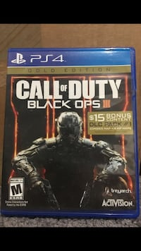 Black ops 3 ps4 Annandale, 22003