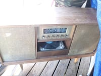 Record and radio player Abilene, 79605