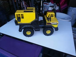 Metal Tonka Toy Truck