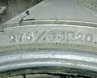 225 / 65 / 16 car tire Edmonton, T5K