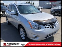 2013 Nissan Rogue SL LEATHER! NAVIGATION! $500 GAS CARD INC!!! Calgary
