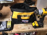 black and yellow Dewalt power tool Bartow, 33830