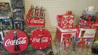 red and white Coca-Cola wall decor Bradford West Gwillimbury, L3Z 1B4