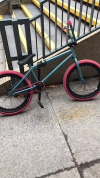 Haro BMX customized Toronto, M2N