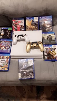 Glacier White Ps4 Pro 1T LIMITED EDITION Sold out everywhere but available right here, right now!  Whitby, L1M 1G5