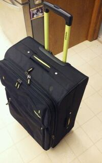 black and brown travel luggage Edmonton, T5Z 2T1