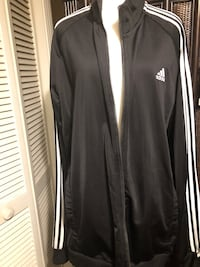 Men's Adidas jacket worn once  Size XLT