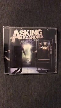 Asking Alexandria From Death to Destiny CD Suffolk, 23435
