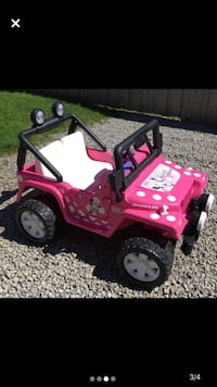 Power wheels Minnie Mouse Newer Toronto, M1M 3G2