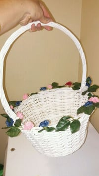 Basket used normal Ypsilanti, 48197