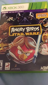 xbox 360 angry birds star wars Great Falls, 59401