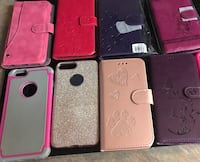 Six assorted color iphone cases Frederick, 21704