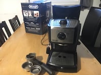 Espresso machine coffee maker  Arlington, 22204