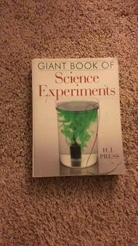 Basic Science Experiments for kids Mc Lean, 22101