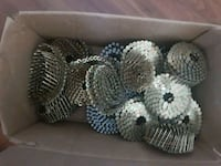 Box full of nails,different types Surrey, V3T 5E2