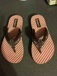 Pink and brown sketchers size 10 Peotone, 60468