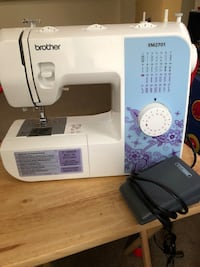 white and purple Brother electric sewing machine Memphis, 38016