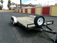 7×16 car trailer  Henderson, 89015