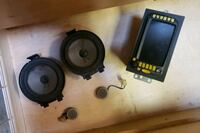 BOSS FACTORY SPEAKERS AND UNIT WITH 4 tweets Wichita, 67204
