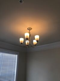 Chandelier no longer needed in my home, this is brand new placed in my ceiling when I moved into my new build. I upgraded and I am looking to sell this one  Bryans Road, 20616
