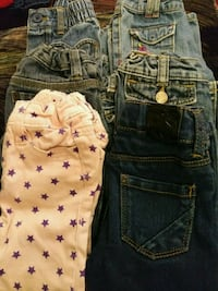 Toddler jeans!! Bluff City, 37618
