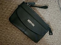 black leather Michael Kors wristlet Winnipeg