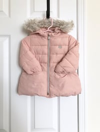 ZARA baby girls winter jacket size 9-12 months- worn only a couple of times Mississauga, L5M 0C5