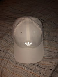 white and gray fitted cap Silver Spring, 20910