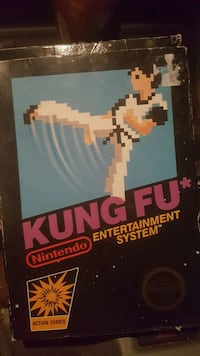 kung fu entertainment system cartridge Apache Junction, 85120