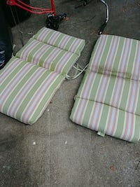 Lawn chair cushions Chesapeake, 23325