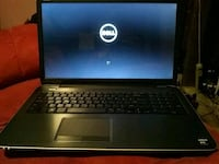 black and gray dell laptop Lincoln