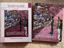 MICROECONOMICS study guide + textbook