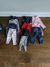 Baby Girl Clothes 3-6 Months  Vaughan, L4L 8P1
