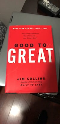 Good to Great: Why Some Companies Make the Leap and Others Don't UnabridgedBook Chicago, 60647